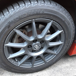 86 ZN6 GT limitedのタイヤのカスタム事例画像 白狐さんの2019年01月01日17:58の投稿
