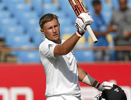 England's Joe Root.  Picture: REUTERS