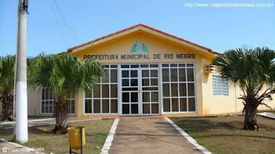 Photo: Prefeitura Municipal de Rio Negro