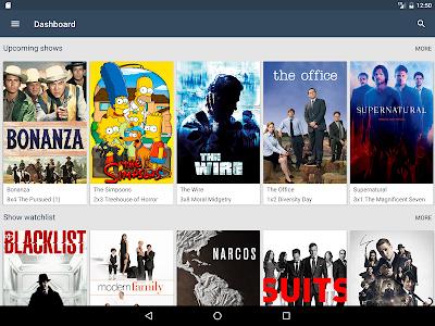 Cathode: Shows and Movies screenshot 5