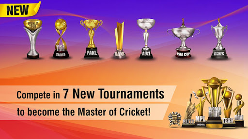 World Cricket Championship 2 app (apk) free download for Android/PC/Windows screenshot