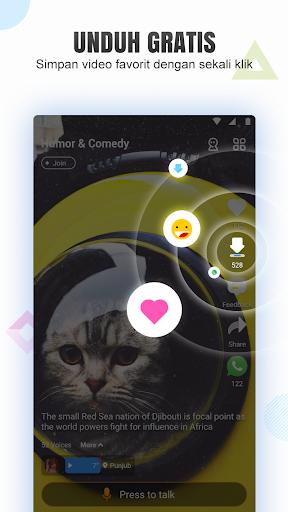 UC Status—App Baru UC, Video Lucu&Download Gratis screenshot 4