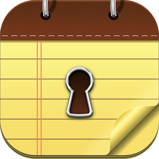 My Notes with Lock Icon
