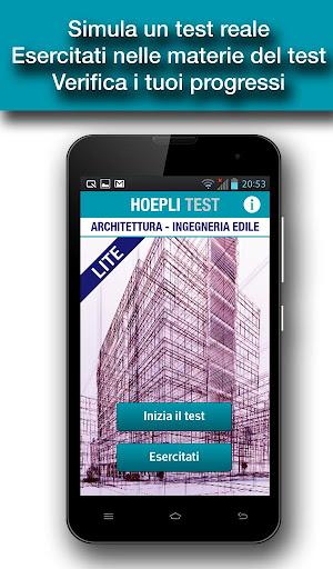 Hoepli Test Architettura Lite
