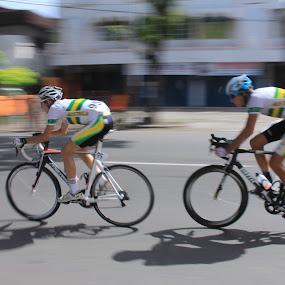 race... by Irfan Andariska - Sports & Fitness Cycling