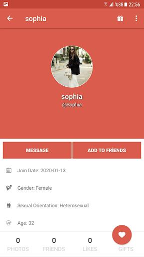 California Dating Site.