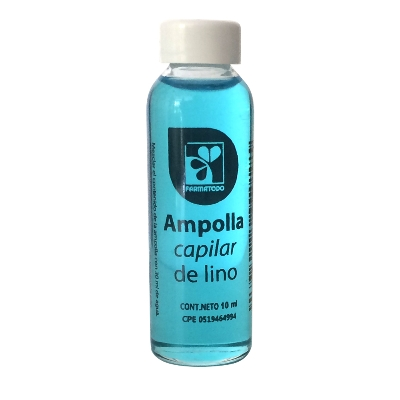 ampolla farmatodo capilar delino 10ml