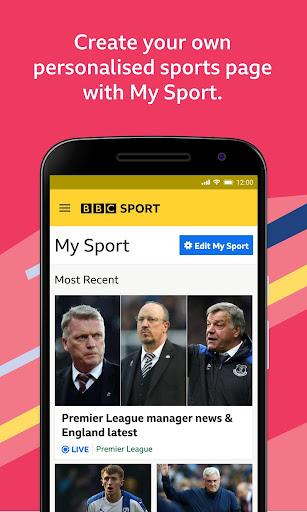 BBC Sport 1.37.2.8546 Screenshots 2