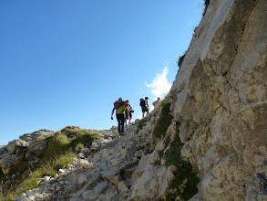 Photo: Solito tran_tran sulla via per il rifugio Franchetti