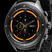 Titian watch face For Wear