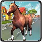 Crazy horse destroy Simulator
