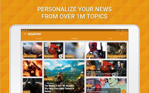 Appy Gamer – Games news screenshot 11