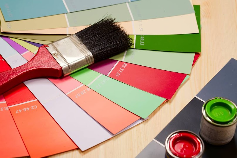 Malowanie ścian w kuchni i łazience