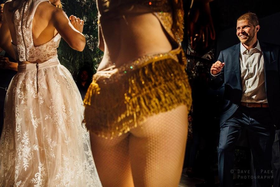 Wedding photographer Dave Paek (davepaekphotogr). Photo of 04.08.2016