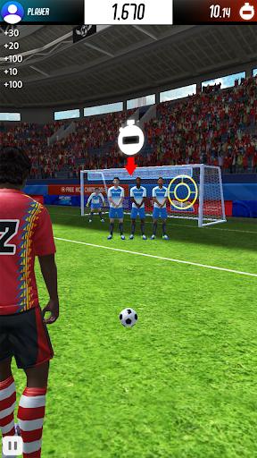 Free kick Champion 1.017 screenshots 4