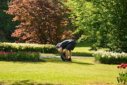 Nel parco...