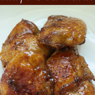 Honey Balsamic Chicken Recipe