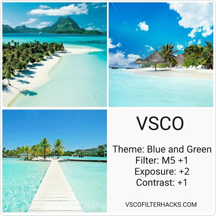 50 VSCO Filter Hacks for Travel - RIZANOIA