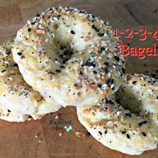 Take-out Tuesday, 1-2-3-4-5 Bagels!.