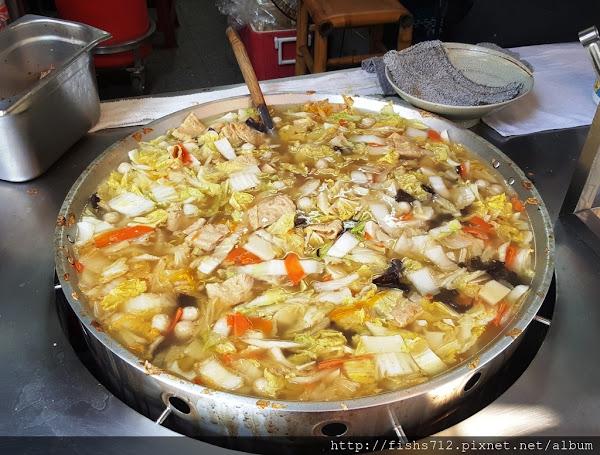 科芬園砂鍋魚頭