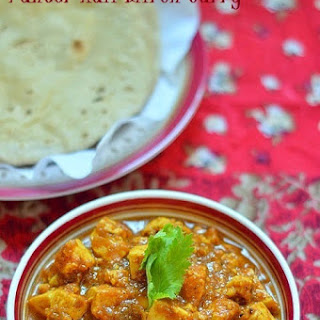 Paneer Kalimirch Curry Recipe - Easy Paneer Side Dishes for Rotis Recipe