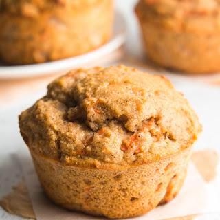 Carrot Cake Protein Muffins Recipe