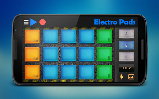 Electro Pads Screenshot