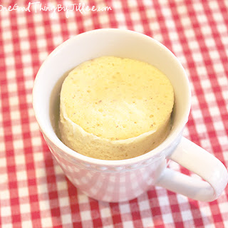 Gluten-Free Bread In A Cup