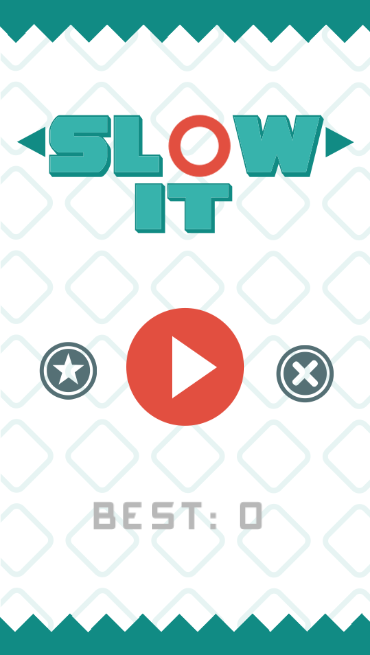 SlowIt- screenshot