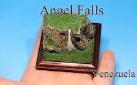 Angel Falls ‐Venezuela‐