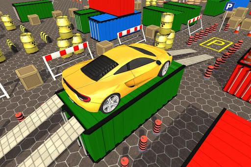 Télécharger Gratuit Modern Car Parking Games 3d: Free Car Games APK MOD (Astuce) screenshots 2