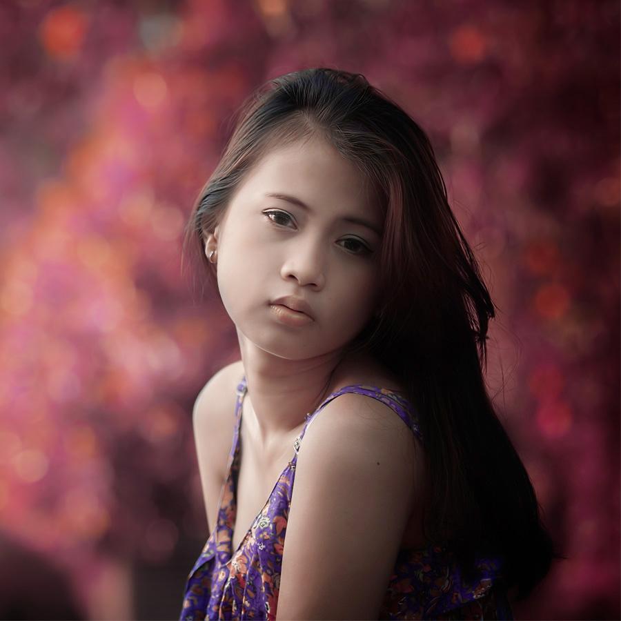 V E R A by Rui Jsedda - People Portraits of Women