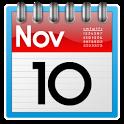 Popup Calendar icon