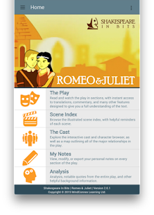 S. In Bits: Romeo and Juliet- screenshot thumbnail