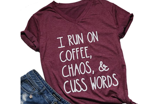 Anyone Else Find This $16 T-Shirt Relatable? (I Know I Do)