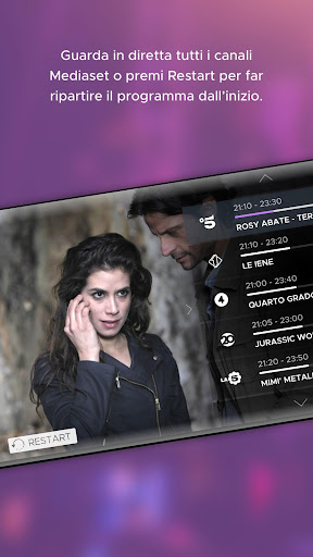 Mediaset Play 5.1.6 screenshots 2