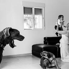 Wedding photographer Rafa Cucharero (rafacucharero). Photo of 08.09.2017