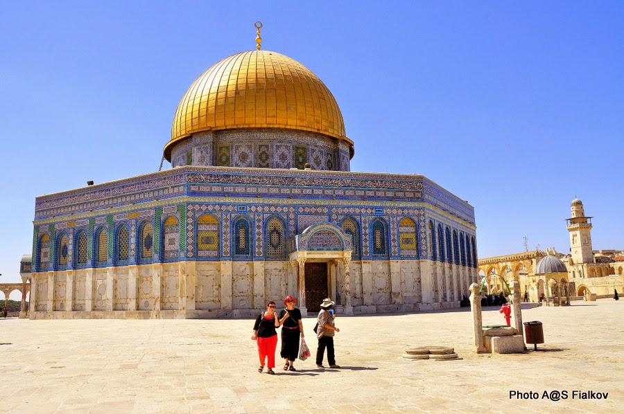 Экскурсия в Иерусалиме.