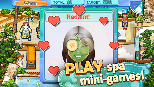 Screenshot for Sally's Spa in United States Play Store