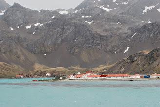 Photo: Grytviken, South Georgia