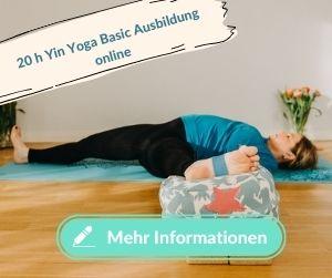 20 h Yin Yoga Basic