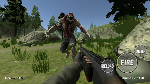 Zombie Evil Kill 2 - Dead Horror FPS 2.7 screenshots 1