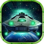 Extreme Space Airplane Attack: Fighting Galaxy Icon