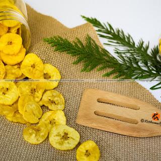 Banana Chips, Plantain Chips, Ethakka Upperi