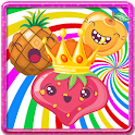 Strawberry Star Mania icon