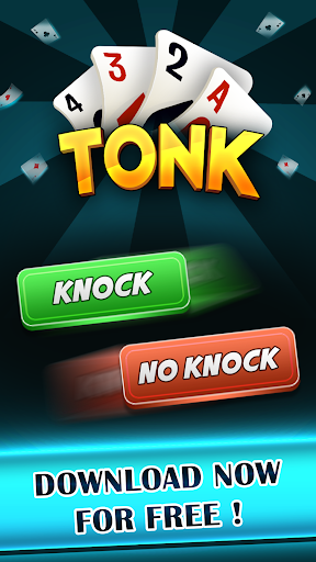 Tonk u2013 Rummy Card Game  captures d'u00e9cran 2