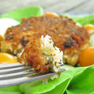 Salmon Cakes or Burgers.