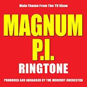 Magnum PI Ringtone  Icon