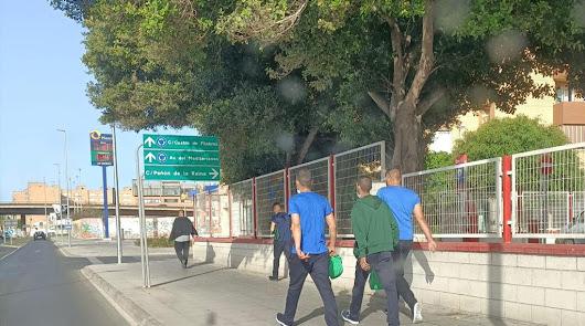 """Más de 800 inmigrantes llegan a Almería desde el viernes: """"Esto está desbordado"""""""