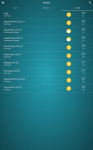 Tempo Brasil  screenshot 10
